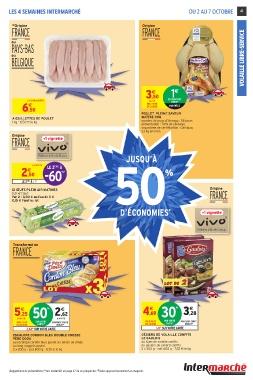 Carte Intermarche Belgique.Page 41 Les 4 Semaines Intermarche Semaine 2 Du Mardi 2 Au