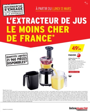 page 45 grand jeu du monopoly semaine 1 et 2 du 7 au 19 mars intermarch givet. Black Bedroom Furniture Sets. Home Design Ideas