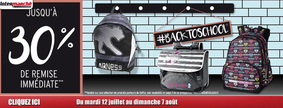 Back to school dans votre Intermarché Givet