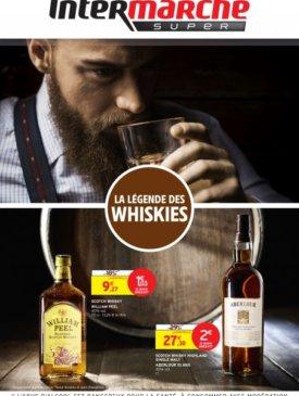 La légende des whiskies du mardi 23 octobre au dimanche 4 novembre Intermarché Givet
