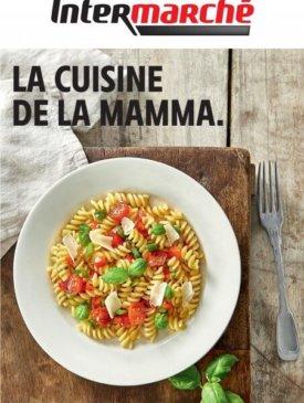 La cuisine de la mamma du mardi 12 au dimanche 24 mars Intermarché Givet