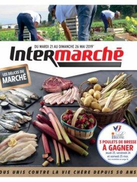 Les délices du marché du mardi 21 au dimanche 26 mai Intermarché Givet