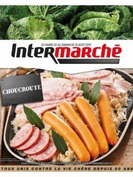 Choucroute du mardi 20 au dimanche 25 août Intermarché Givet
