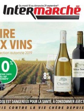 Foire aux vins 2019 Intermarché Givet