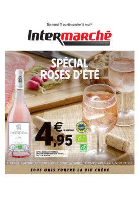 Spécial rosés d'été du mardi 11 au dimanche 16 mai Intermarché Givet
